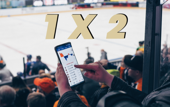 Wisehockey data enables new betting services